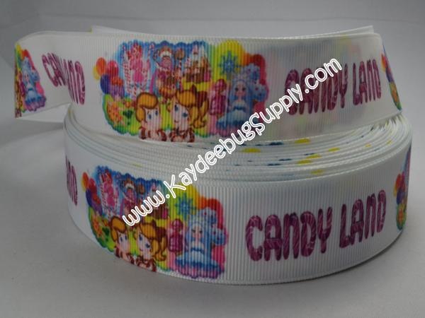 Candyland -  1 inch-candyland, candy, land, board, game, games,