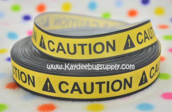 Caution - 7/8 inch-caution, police, do not cross, crime, scene,