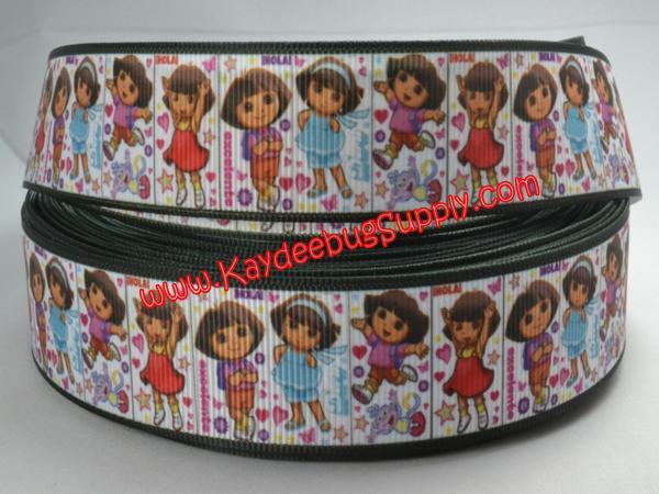 Dora the Explorer - Fullbody -  1 inch-dora, nickelodeon, nick jr, boots,