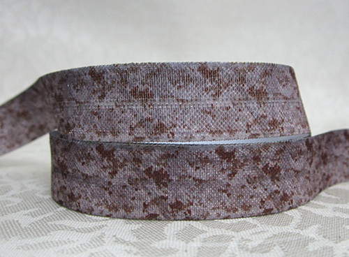 Elastic - USMC Marine MARPAT Brown Camo - 5/8 inch-pet, collar, dog, leash, key, fob, supplies, FOE, fold, over, elastic, emi, jay, ponytail, holder, holders, pony, tail, marine, marines, military, camo, digits, camouflage, war, support, support our troops, blue camo, brown camo,  MARPAT, USMC, tiger stripe, tiger, stripe, army, military, camo, digits,