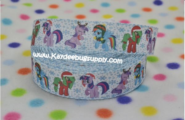 My Little Pony - Santa Hats - Christmas - 1 inch-mlp, little, pony, my little pony, princess, pony princess, friendship, magic, friendship is magic, celestia, pinkie, shy, pinkie shy, apple, jack, apple jack, rainbow, purple, cheer, bow, twilight, sparkle, rainbow dash, dash, fluttershy, flutter, butterfly, butterflies, butter, fly, xmas, xhristmas, christmas, holiday, holidays, santa, hat, hats, snow, flake, flakes, snowflakes,