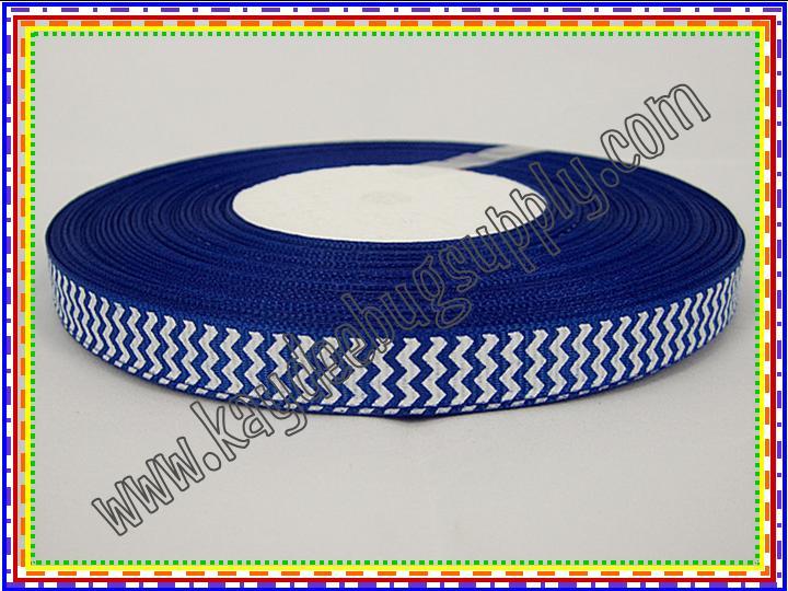 Chevron BLUE (9mm)-