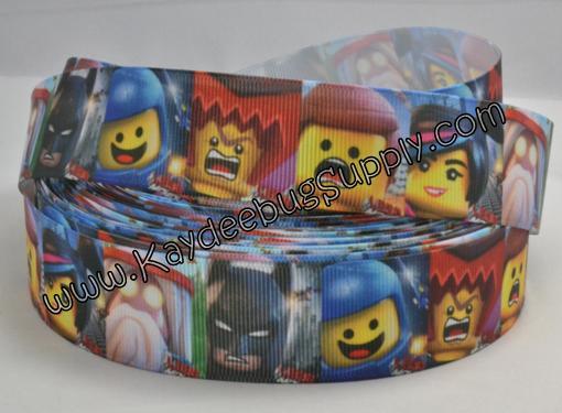 Lego Movie - 1 inch-lego, movie, building, block, blocks,