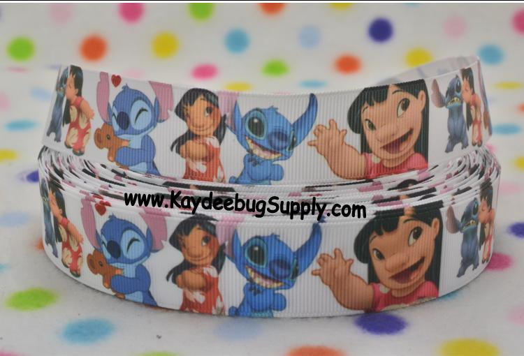 Lilo and Stitch - 1 inch-lilo, stitch,