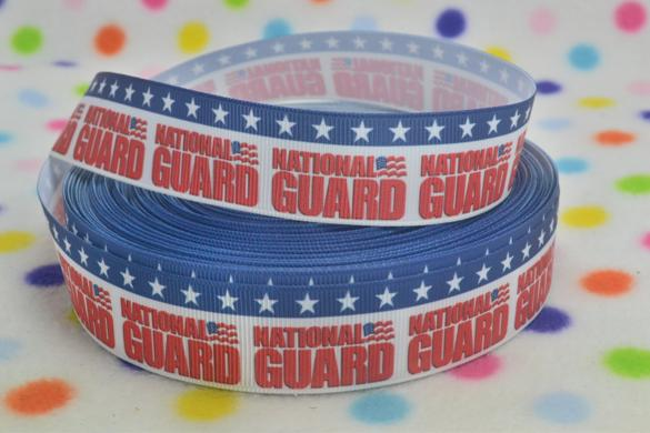 Military - National Guard - 1 inch-military, national, guard, army, support, troops, veteran,