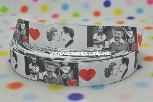 I Love Lucy  - 7/8 inch-movie