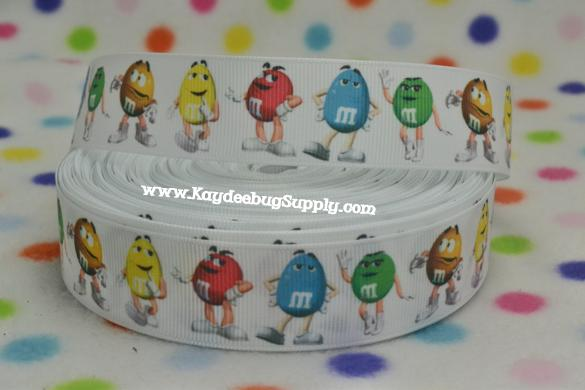 M&M Candies - 1 inch-m and m, candy, candies, chocolate, hershey, crush, sweet, funny,