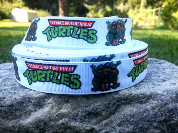 Ninja Turtles - 1 inch-ninja, turtle, turtles, Shredder, Donatello, Leonardo, Raphael, Krang, Michelangelo, boy, boys,