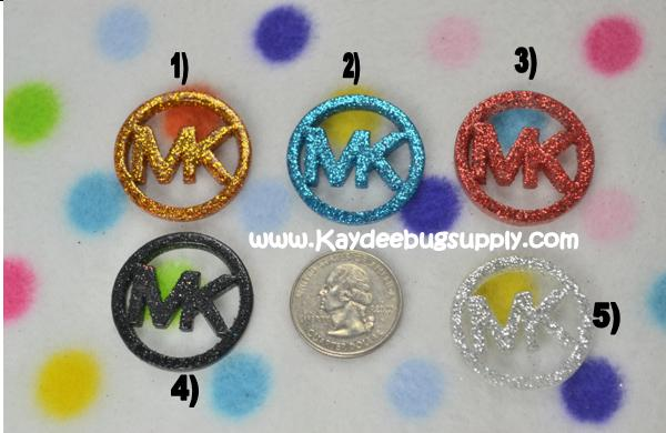 -designer,  rainbow, inspired, inspire, multicolor, multi, micheal, MK, michael, kor, kors, logo, Flatback, Resin, Cabochon, Bow, Centers, Appliques, Charms, Pendant, cabochons, flat, back, backs, flatbacks, center, resins, gold, metallic, decoden, decoden, flatback, resin, flat, backs, resins, cabochons, cabochon, flatbacks, bow, center, centers, charm, pendant, pendants, charms, back, cell, phone, decoration, decorations,