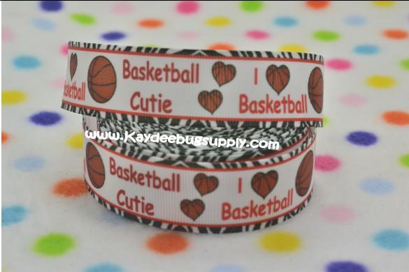 I Love Basketball - Basketball Cutie - 1 inch-i love basketball, basketball cutie, cutie, love, team, sports, cheer, spirit, teams, sport, nasket, ball, balls, basket, basketball, basketballs,