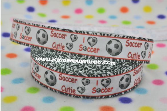 I Love Soccer - Soccer Cutie - 1 inch-i love football, football, football cutie, cutie, love, team, sports, cheer, spirit, teams, sport, , ball, balls, soccer