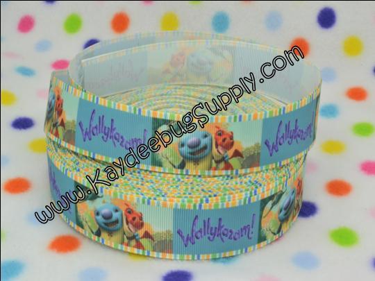 Wallykazam - BLUE - 1 inch-Wally Trollman, Wally, Trollman, kazam, wallykazam, troll, nick jr,